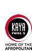 Proudly brought to you by Kaya FM